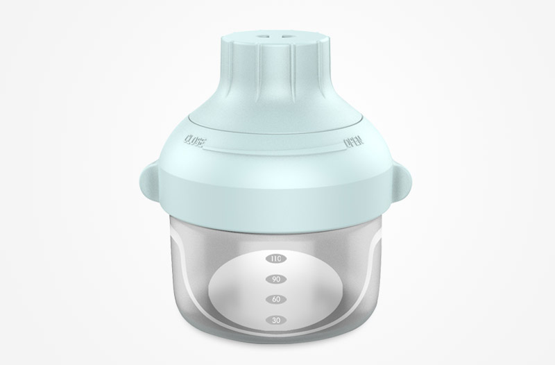 Baby Milk Powder Container BMB-110 (110ml)
