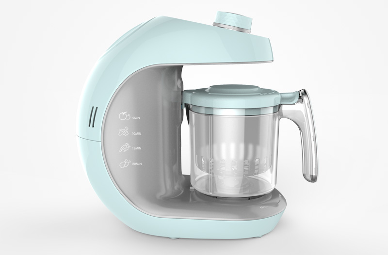 Mechanical Baby Food Processor BFP-1800M