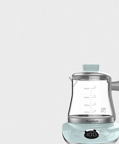 Baby Milk Kettle Series
